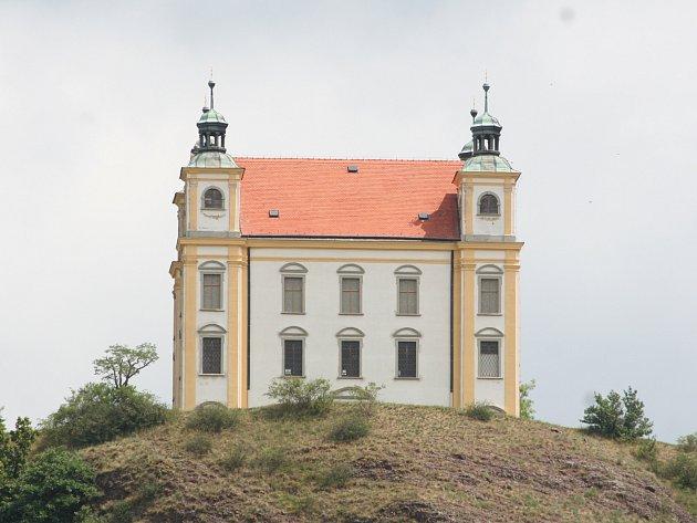 Kaple svatého Floriána. Ilustrační foto.