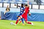 V devátém kolo FOTUNA: NÁRODNÍ LIGY hostilo 1. SC Znojmo FK mužstvo FK Ústí nad Labem