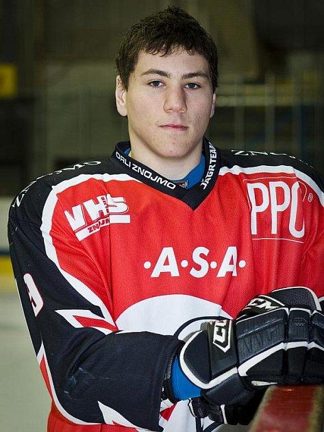 Hokejista Martin Pláněk.