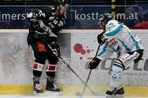 Hokejisté Znojma se v neděli utkali s rakouským Lincem v rámci 20. kola EBEL.