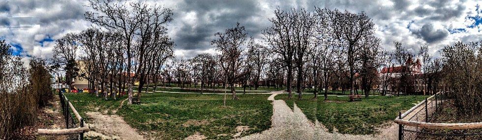 Velikonoční procházka Znojmem.