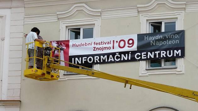 Znojemský hudební festival je za dveřmi