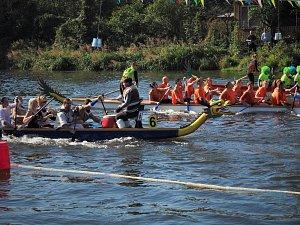 Desátý ročník Festivalu dračích lodí se vydařil nejvíce, hodnotí pořadatelé
