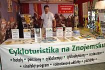 Znojemsko na Regiontour v Brně,