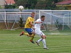 Fotbalisté Tasovic - ilustrační foto.