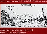 Ojedinělou výstavu nabízí moravskokrumlovská Galerie Knížecí dům. Věnuje se Templářům a Templštejnu.