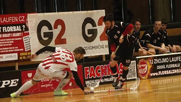 Znojemský tým si v sobotním zápase proti 1. MVIL Ostrava vyzkoušel hned třikrát hru v oslabení, přičemž ani jednou neinkasoval.
