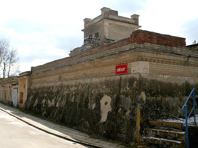 Budova bývalé vodárny ve Znojmě