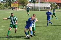 Historický úspěch se povedl fotbalistům Jevišovic, které po vydařené jarní části postoupily do krajského přeboru.
