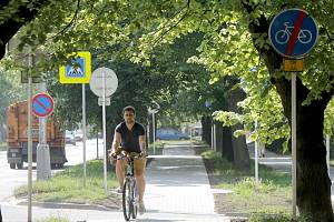Anketa mapuje možnosti pro cyklisty.