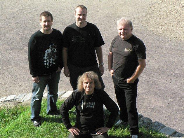 Znojemská kapela Free Band.
