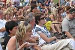 Jedenáctý ročník Meruňkobraní se vydařil. Přišlo kolem tří tisíc lidí.