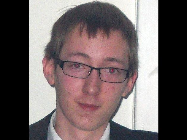 Pohřešovaný sedmnáctiletý student jménem Florian Panholzer
