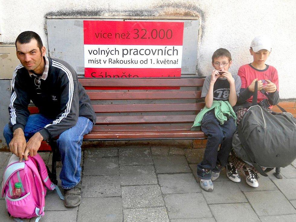 Rakousko už začalo inzerovat volná pracovní místa i přímo ve Znojmě.