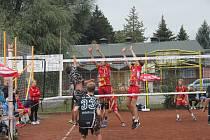 Základní škola v Příměticích se specializuje na výchovu mladých volejbalistů. Každý rok pořádá talentové zkoušky pro páťáky. Letos proběhnou individuální formou.