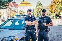 Městská policie. Ilustrační foto