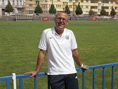 Šéf znojemské fotbalové mládeže Miroslav Steinhrauser.