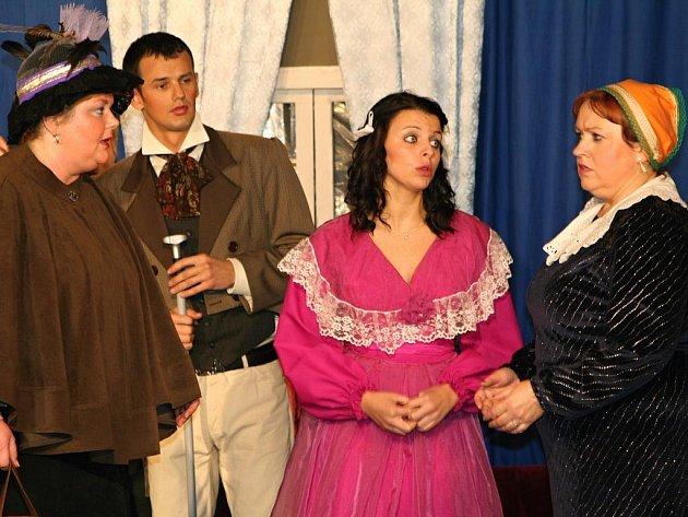 Roku 1999 se divadelní soubor Želetín oficiálně zaregistroval u ministerstva vnitra.