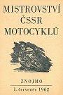 Z historie silničních závod motorek ve Znojmě