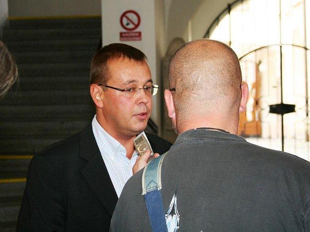 Bývalý starosta Znojma Petr Nezveda.