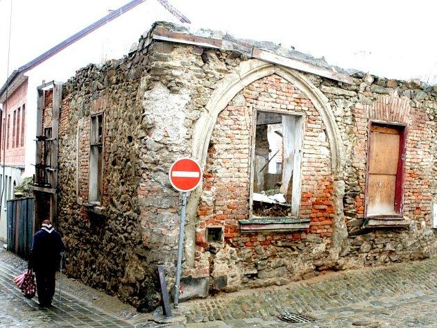Dům v Klacelově ulici