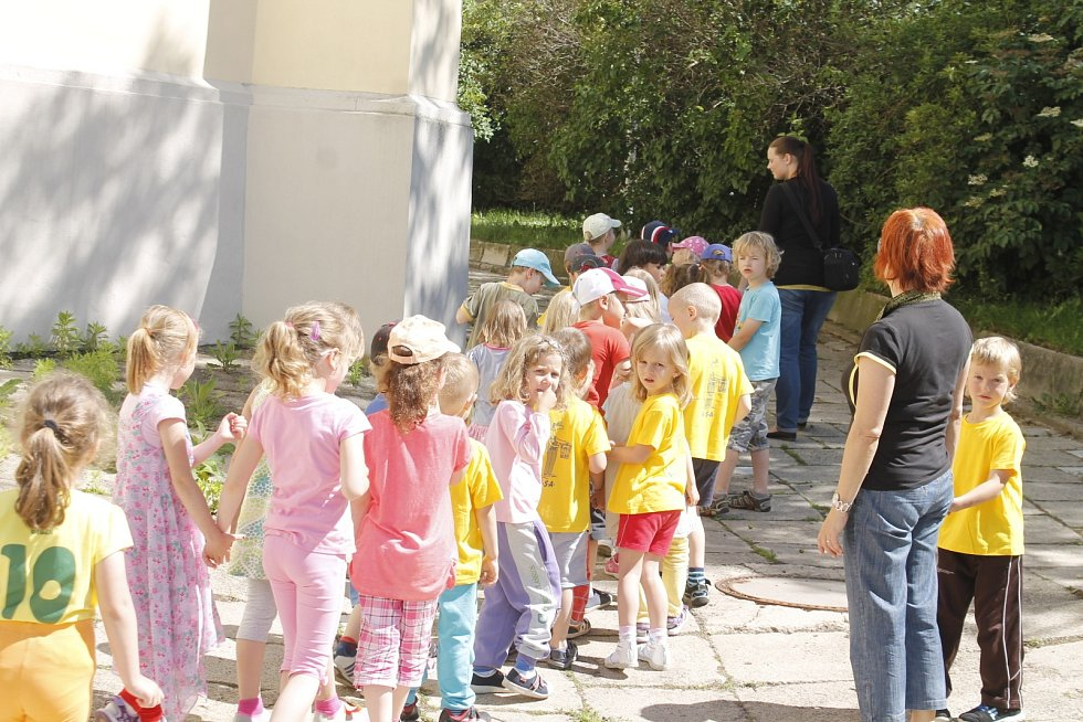 Přímětické oslavy výročí vztyčení Divišova bleskosvodu patřily hlavně dětem.