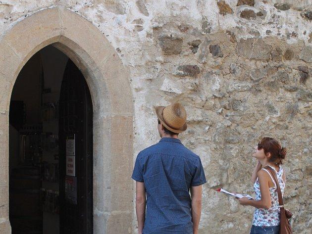 Znojemské věže (Vlkova a Střelniční) se v pondělí otevřely zdarma návštěvníkům. A to u příležitosti Dnů evropského dědictví.