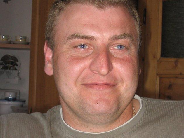 Trucker Zdeněk Chlup