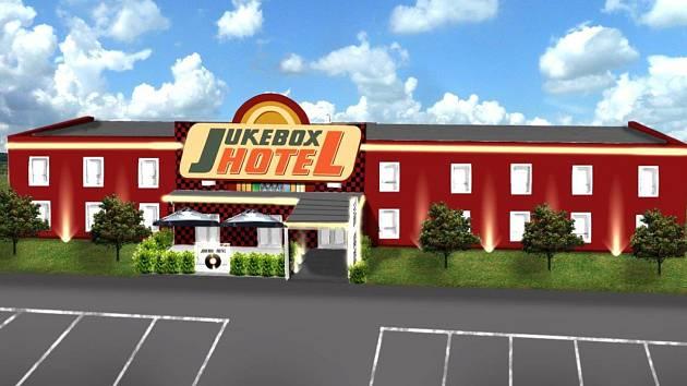 Hatě mají nový Jubox Hotel