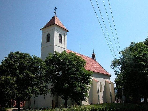 Kostel vÚnanově