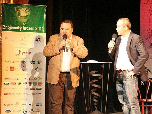 Mezinárodní televizní festival Znojemský hrozen - ilustrační fotografie