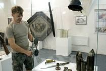 Stoletá vzpomínka na druhý rok Velké války. Takový je název nové výstavy v přednáškovém sále Domu umění ve Znojmě. Spoluautorem výstavy je historik Jiří Kacetl.