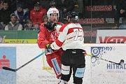 Znojemští hokejisté nastoupili v retro dresech proti Klagenfurtu.