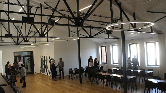V Hrušovanech otevřeli kulturní centrum