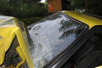 Tragické nehody na Znojemsku.