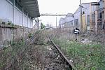 Demolice areálu slavné Fruty u znojemské Dobšické ulice.