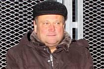 Bývalý starosta Únanova Vojtěch Fabík.