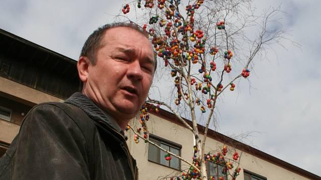 Roman Volf skončil jako starosta Miroslavi. Je znovu místostarostou.