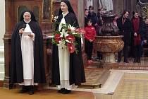 Po téměř třiceti letech se znojemští farnící loučili s dominikánskými mniškami, které odchází do Uherského Brodu.