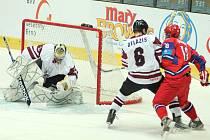 Začalo mistrovství. Rusové přehráli lotyšsko 6:1.