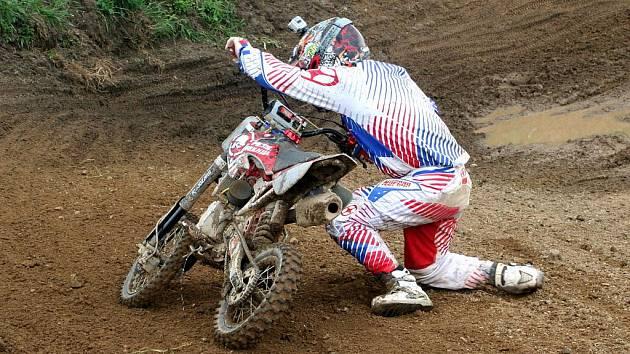 Na nové motocrossové dráze v Miroslavi se jely první závody.