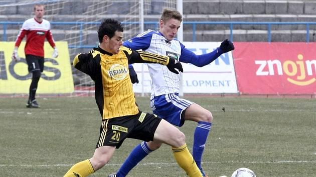 Radek Buchta (vpravo).