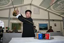 Čínský národní den na festivalu Znojemský hrozen