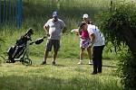 V Těšeticích se konal golfový turnaj O pohár Vinařství Barabáš