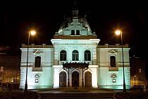 Městské divadlo ve Znojmě - ilustrační fotografie.