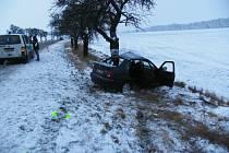Havárie u Olbramovic