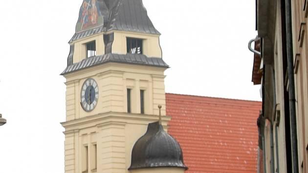 Kostel svatého Rostislava ve Znojmě. Ilustrační foto.