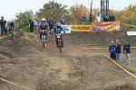 Třetí ročník finálového závodu Moravské fourcrossové ligy v Dobšicích