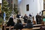 Sousedské Vánoce ve Vrbovci uzavřel tříkrálový koncert