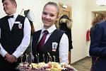 Studenti z Přímky představili Chuť Znojma.